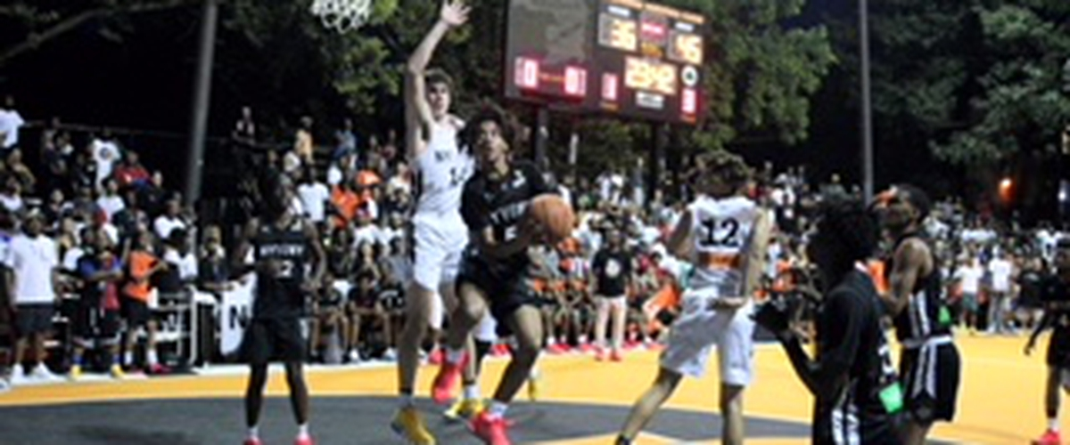 NY Vs NY The Finale: Year 2 of Nike Nike's NYC's Tournament Finishes Strong