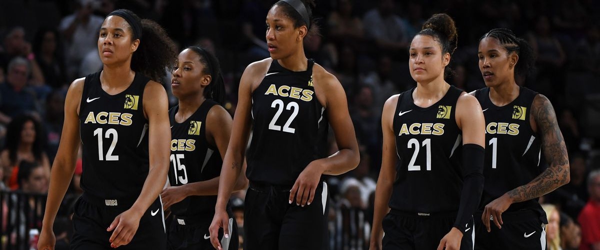 For the First Time in WNBA History...