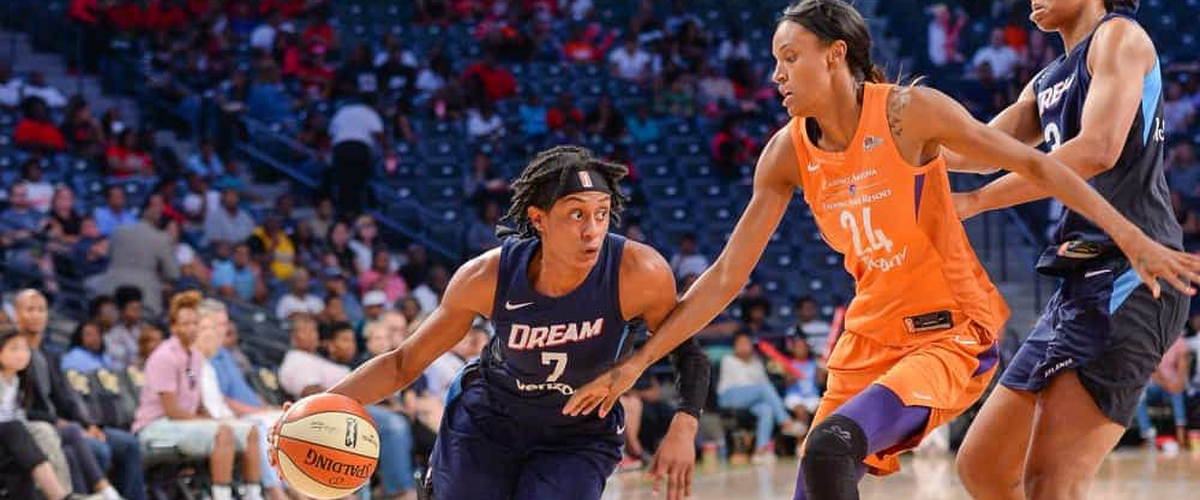 As Final Day of WNBA Season Rolls Around, Seeding Still to be Determined...