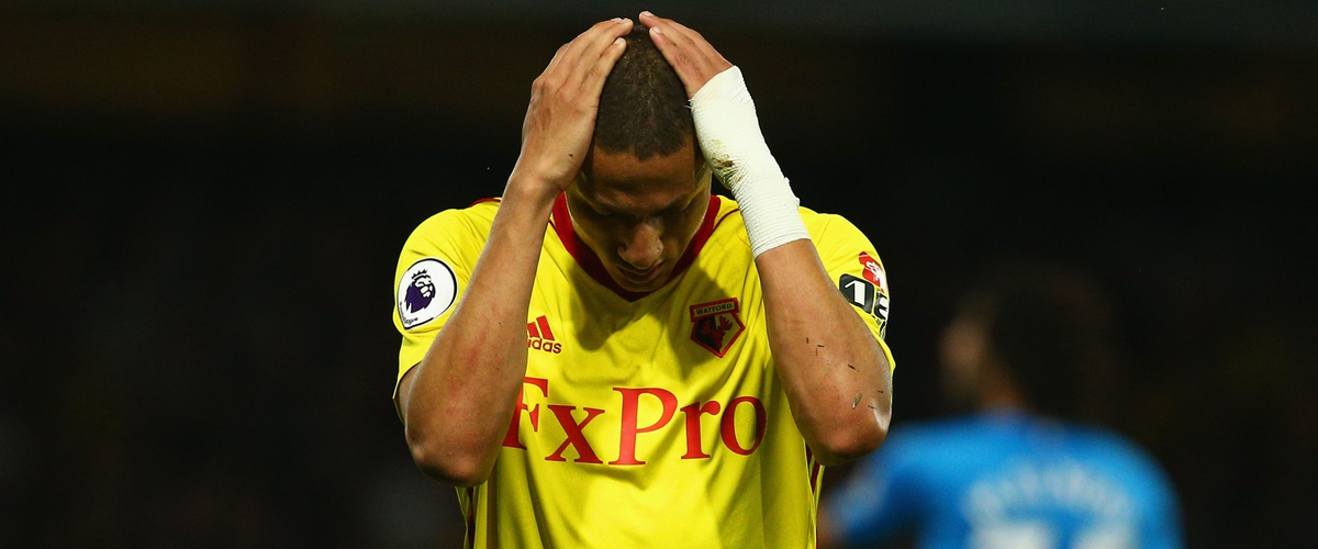 Richarlison:Will it be deja vu for the Brazilian starlet?