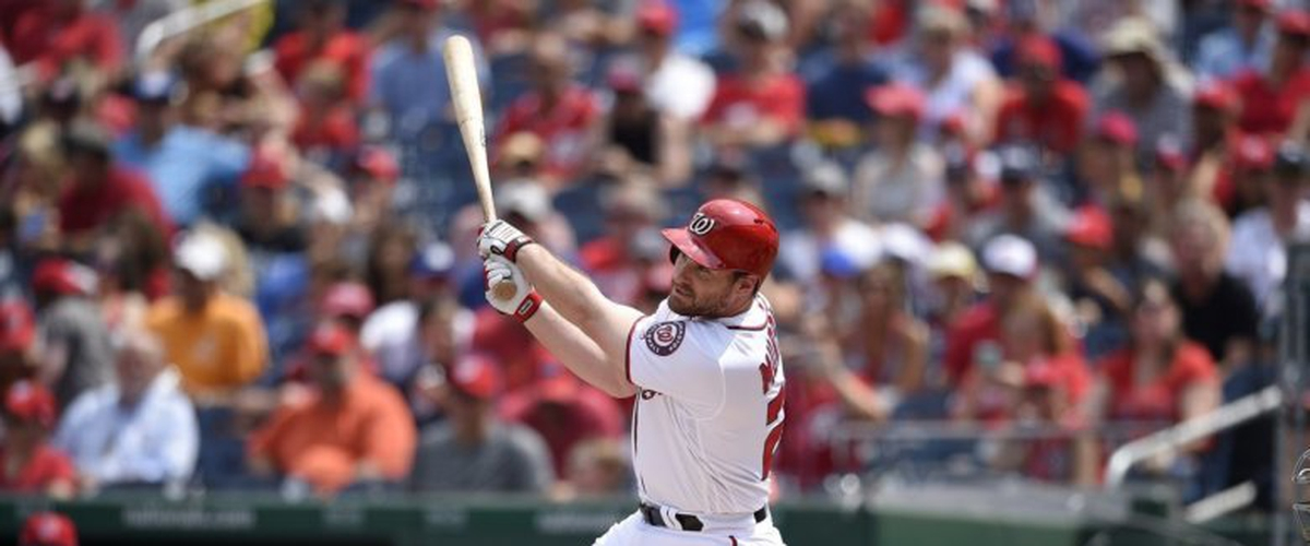 Nationals Trade Daniel Murphy to Cubs, Matt Adams to the Cardinals