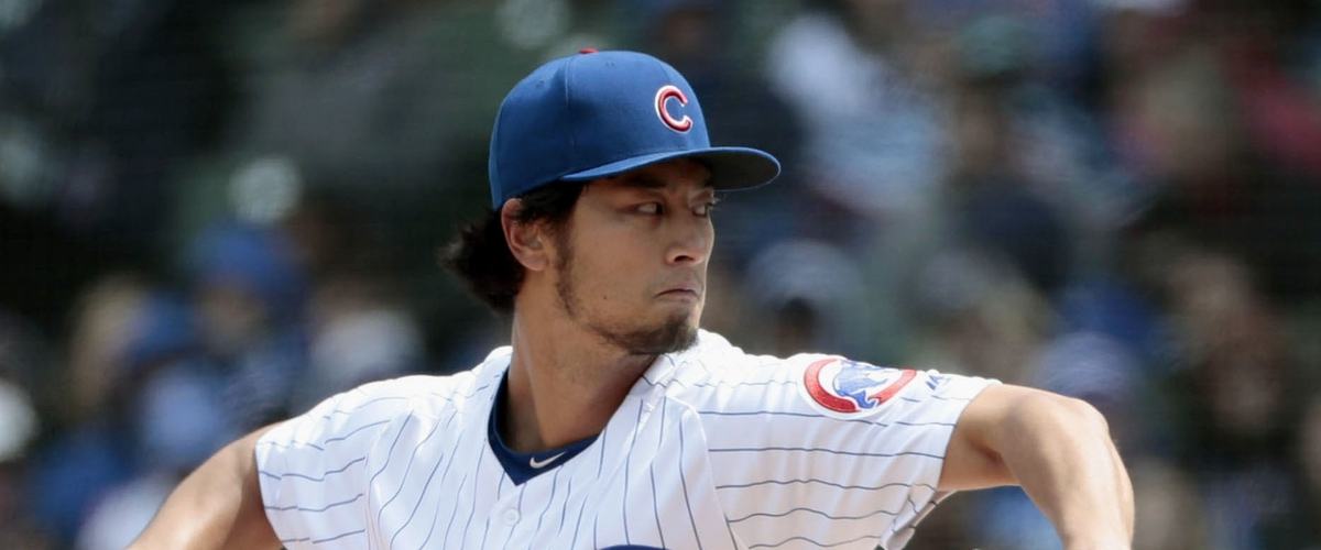 Yu Darvish Done for Season with Stress Reaction in Elbow