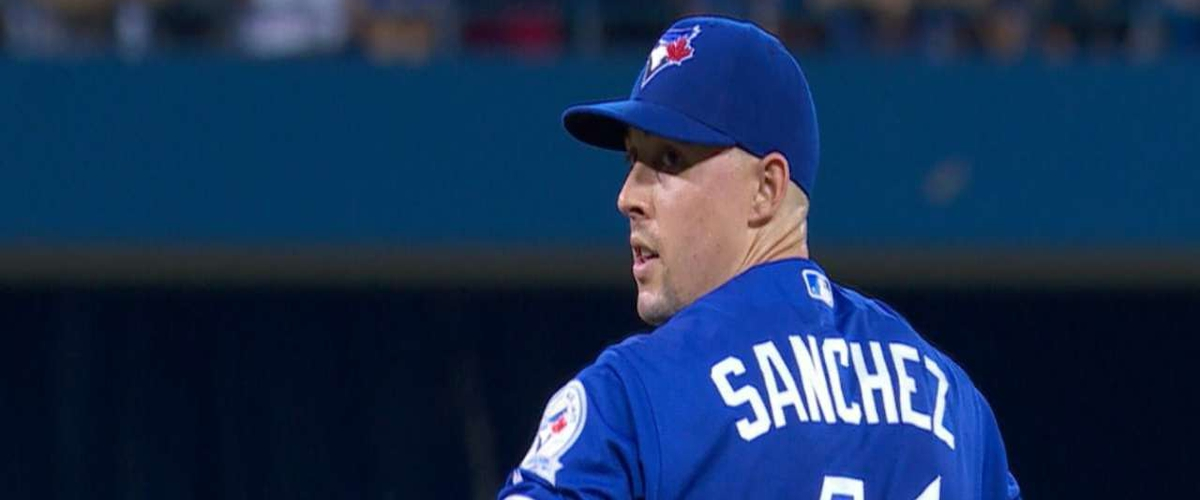 Freaky Friday! Jays' Aaron Sanchez Admits Finger Injury Came From Suitcase