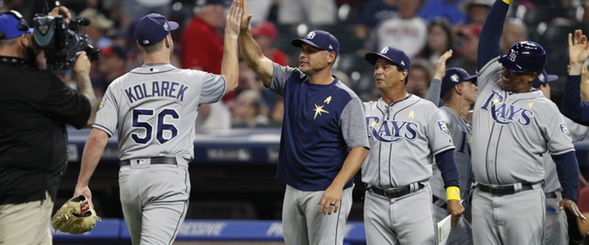 "Could ""Rebuilding"" Rays Make September Playoff Push?"