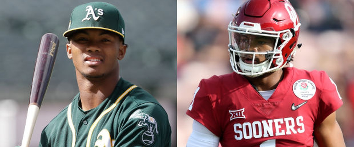 Kyler Murray's baseball decision is surprising, but smart.