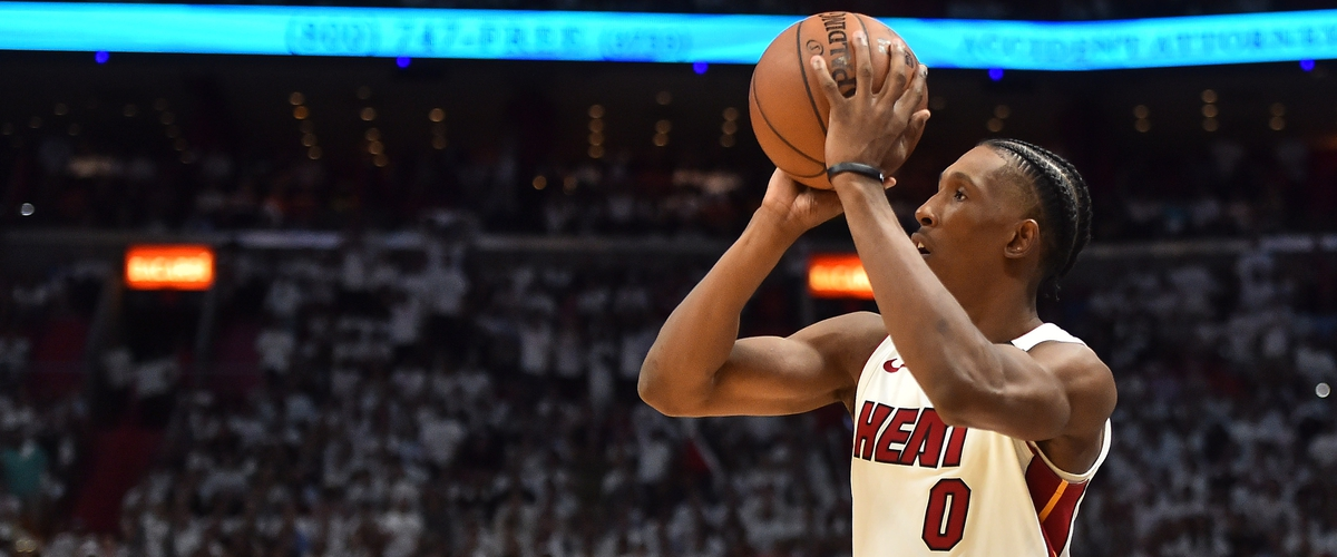 Report: HEAT were offered 1st round pick for Josh Richardson