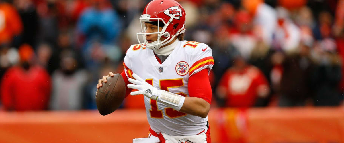 NFL's newest superstar Patrick Mahomes II almost never played football.