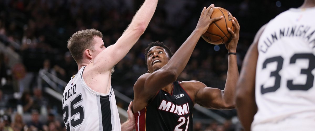 Thoughts on HEAT vs Spurs (Preseason)