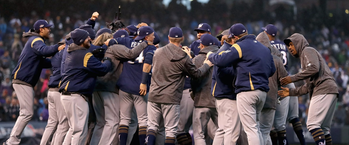 NLCS Bound! Brewers Complete Sweep of Rockies, Will Face Dodgers or Braves