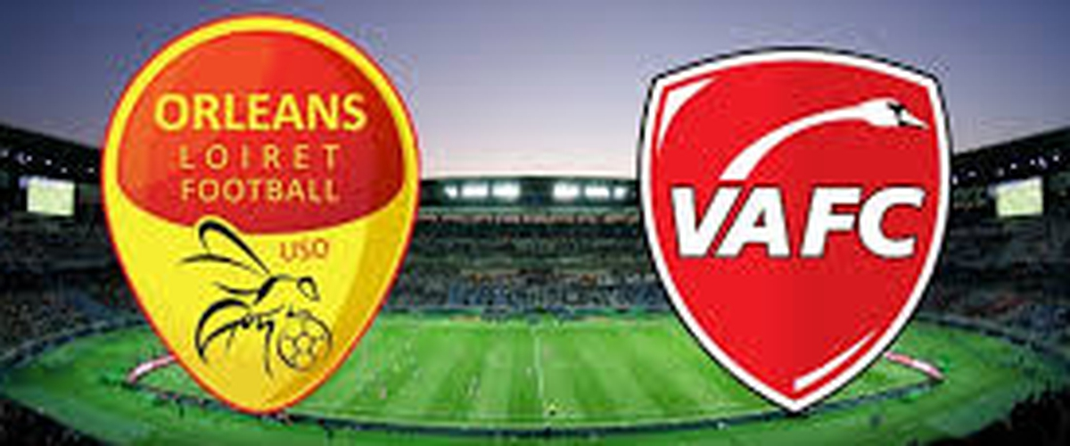 EN DIRECT / LIVE. US ORLÉANS - VALENCIENNES LIGUE 2