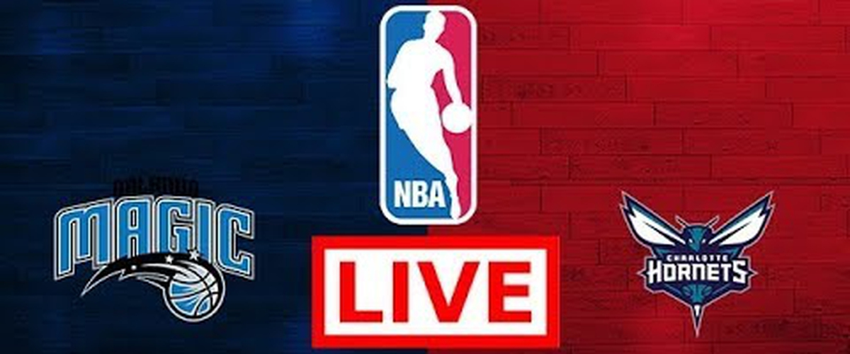 Orlando Magic vs Charlotte Hornets Live Stream
