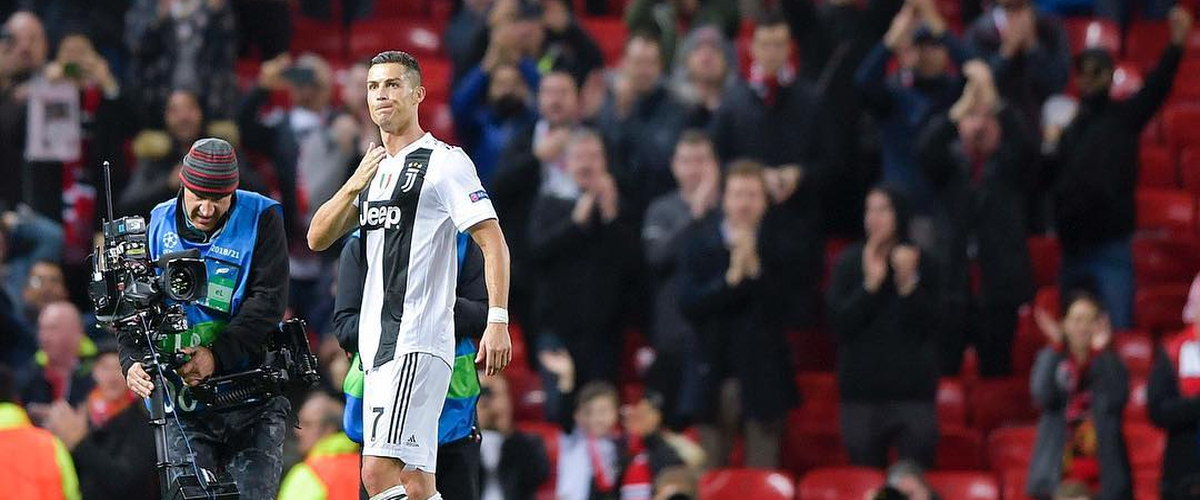Ronaldo Thanks Manchester United Fans