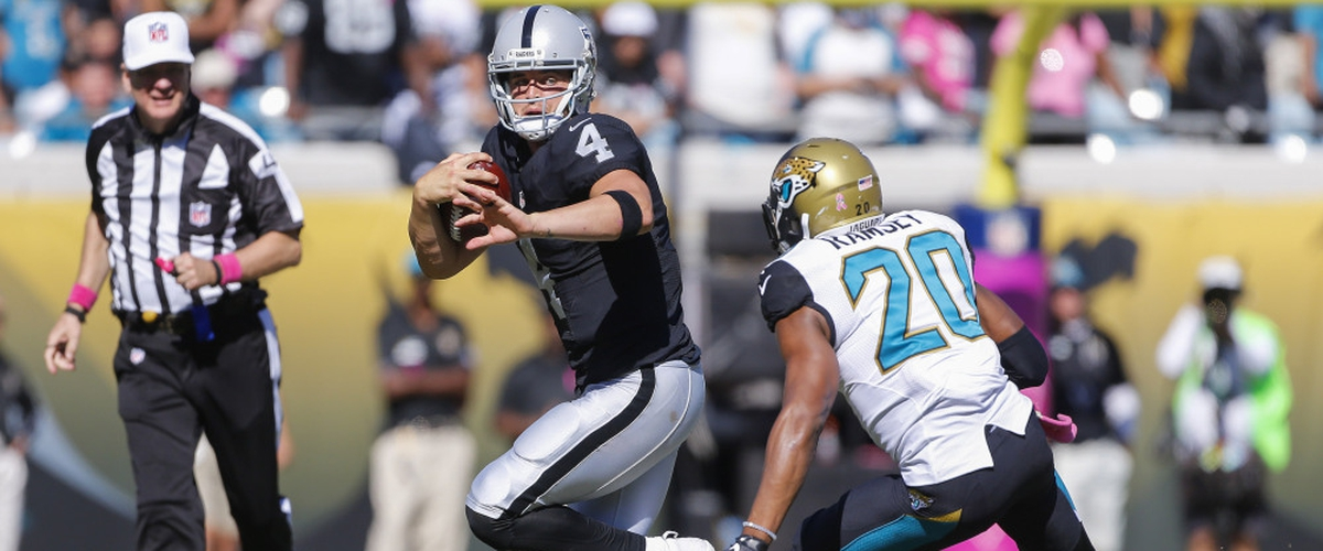 5 Possible Trades for Derek Carr