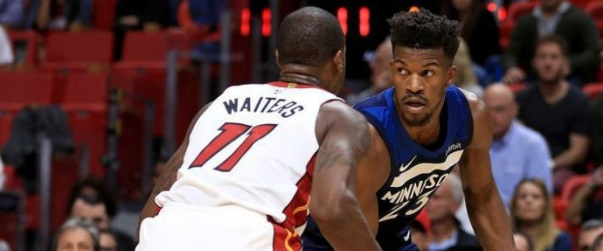 HEAT-Wolves re-open Jimmy Butler trade talks