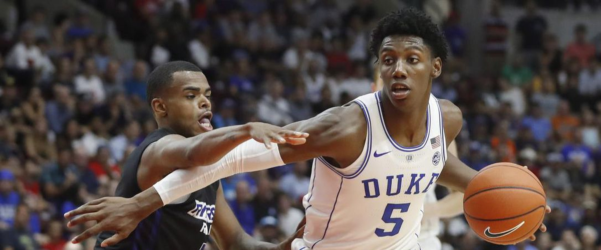 NCAA Basketball: The Scouting Report on RJ Barrett
