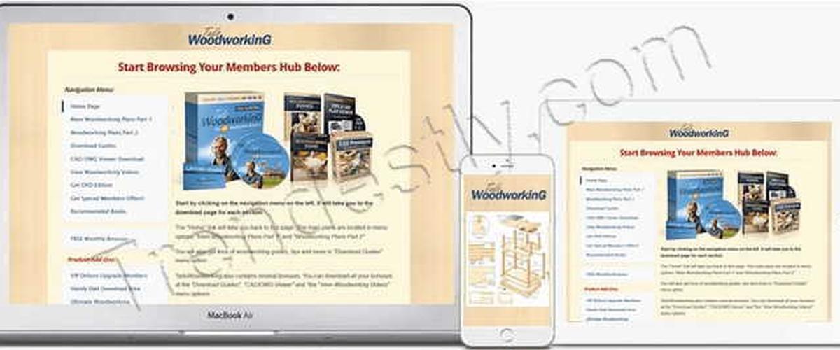 Sportsblog Trendestly Digital Product Store Teds Woodworking