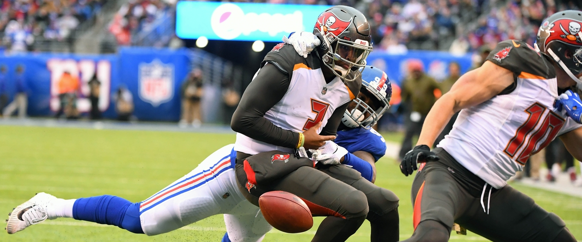 It's the same old same old in Bucs loss to the Giants