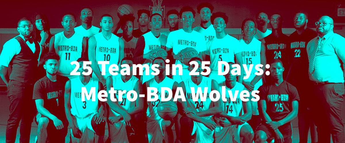 25 Teams In 25 Days: Metro BDA Wolves