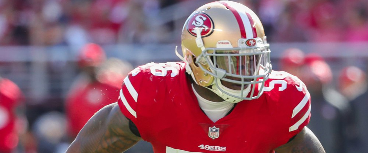 After Second Arrest for Domestic Violence, 49ers Release LB Reuben Foster