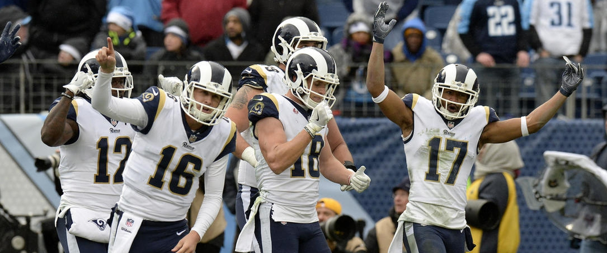 Rams Clinch Playoff Spot, Niners and Raiders Eliminated From Contention