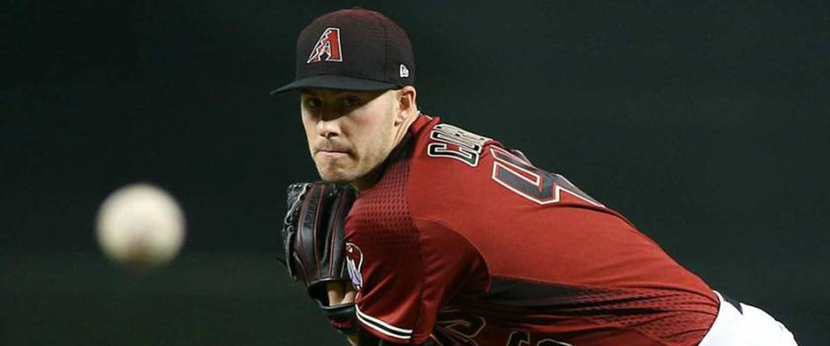 Nationals Sign Patrick Corbin to Six-Year Deal