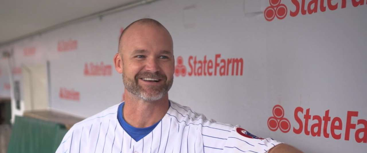 David Ross Destined to be Cubs Next Bench Coach?
