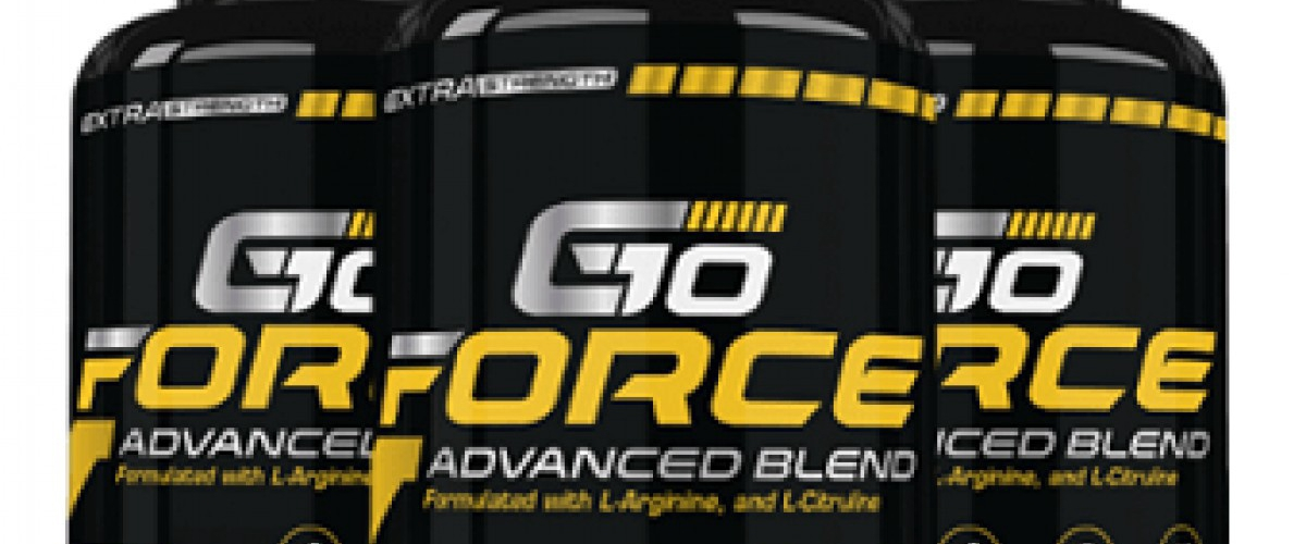 G10 Force Advanced Blend: Increase Your Muscle Mass, Strength & Stamina! Try It