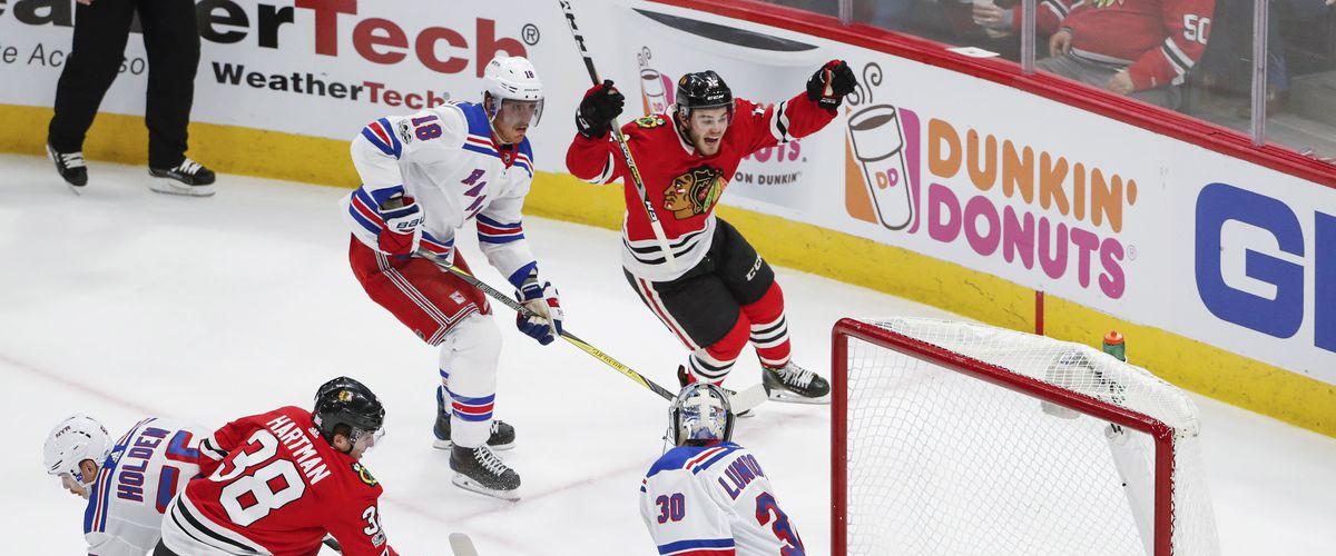 NHL DFS: DraftKings/FanDuel Daily Fantasy Hockey Optimal Lineups -December 23rd 2018