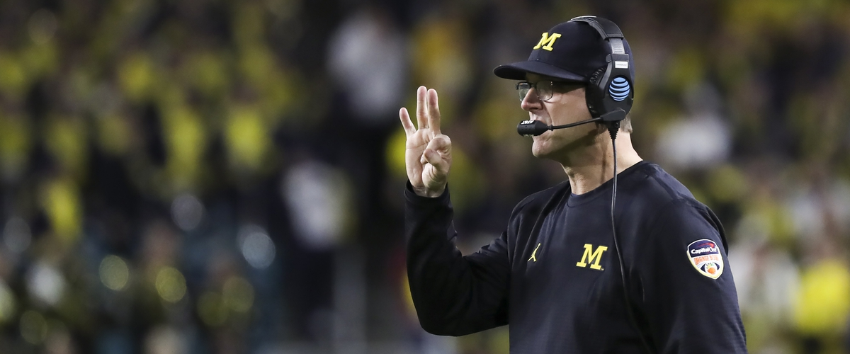 Miami Dolphins taking a big risk by not approaching Jim Harbaugh