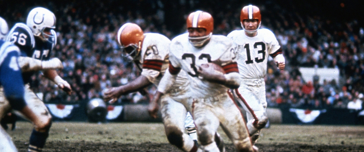 Today In Sports History: The Cleveland Browns Are NFL Champions