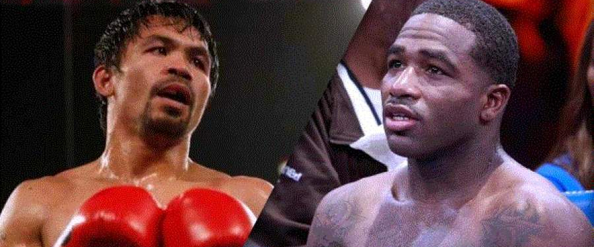 Pacquiao vs Broner Predictions from Celebrity Fighters - Part 1