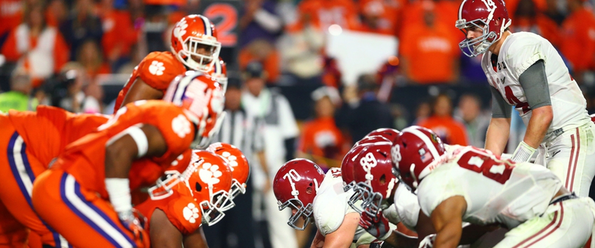 History of Alabama vs Clemson series