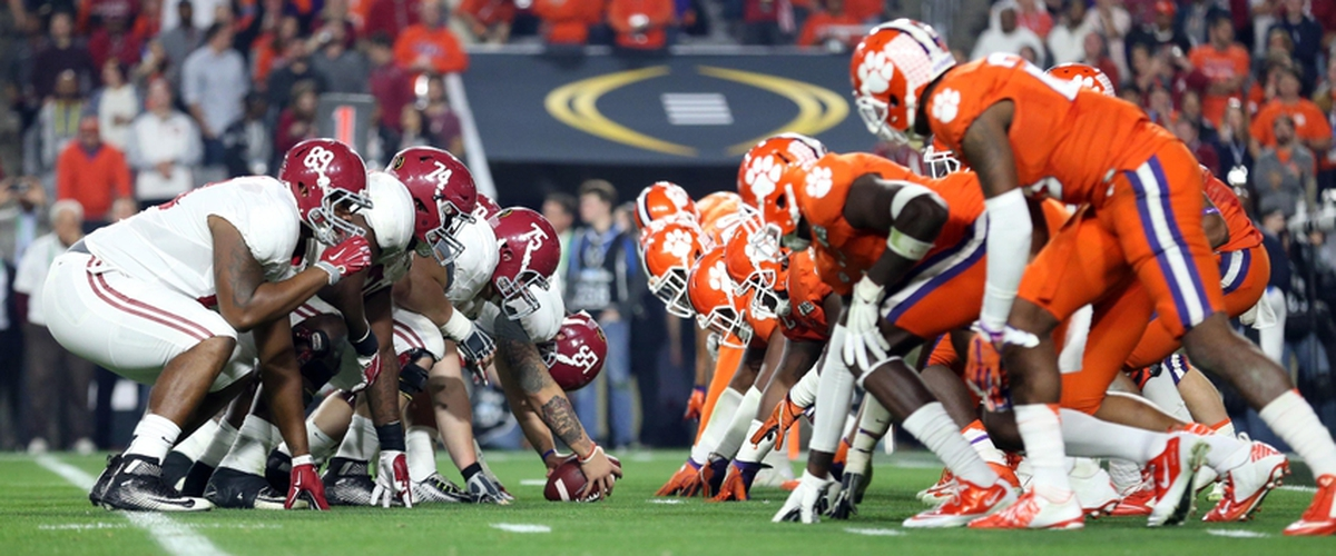 Preview and prediction of Alabama vs Clemson