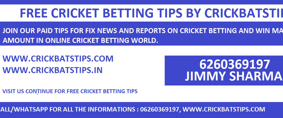 cricket betting news tips