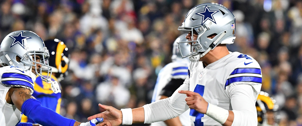Dak and Amari selected to the Pro Bowl
