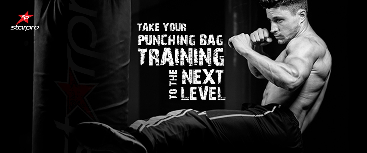 Take Your Starpro Punching Bag Training to the Next Level
