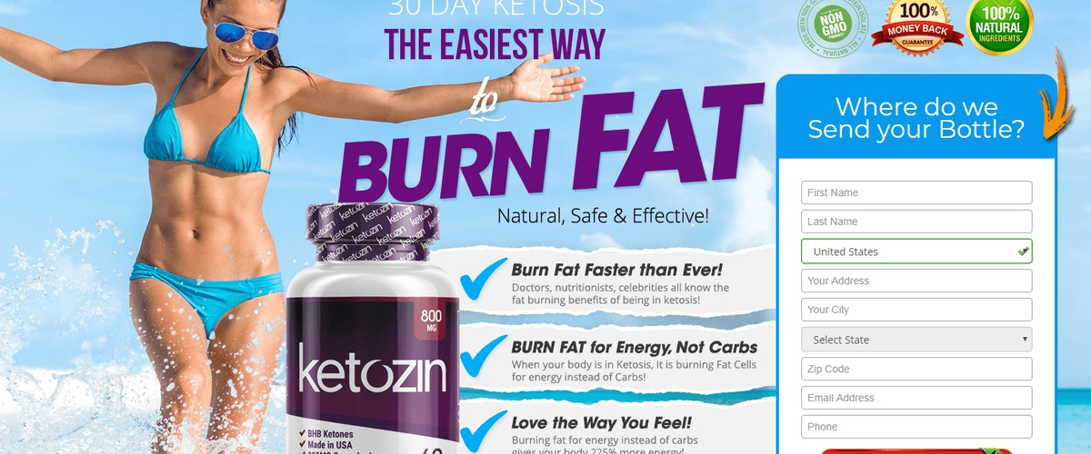 Ketozin-Solution That Gives A Slim Looks