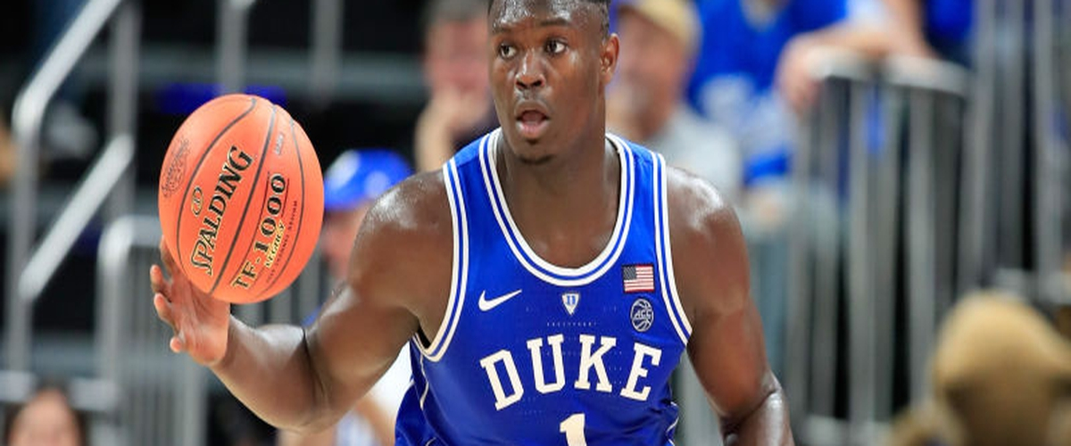Thoughts on Zion Williamson