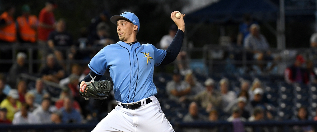 Snell named opening day starter and Duffy can't get on the field
