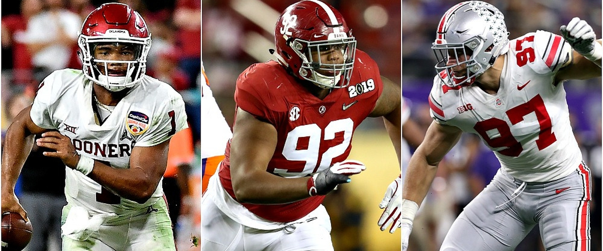 2019 NFL Mock Draft 4.0