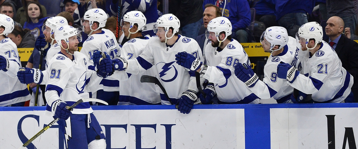 Lightning has a rare defensive lapse in loss to the Blues