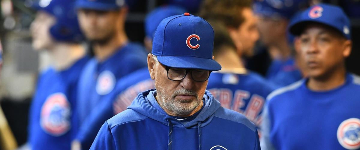 The Chicago Cubs Pitching is a Nightmare.