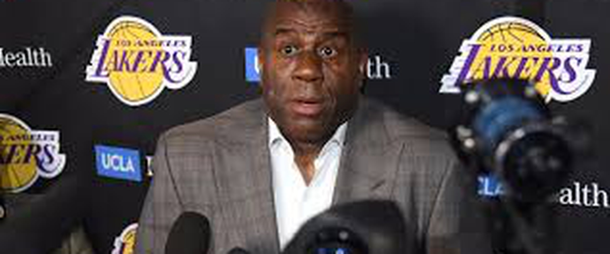 "Impact of Magic Johnson ""Running out of Magic"" in LA"