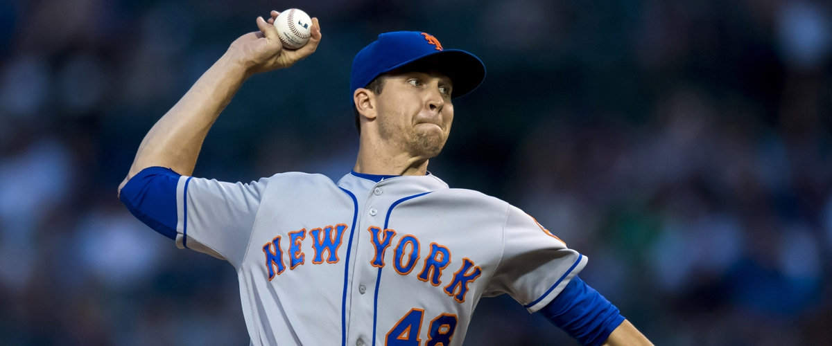 Mets Ace Jacob DeGrom Heads For The Injured List.