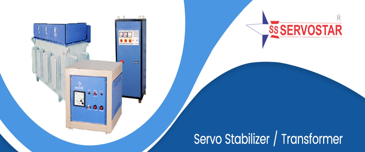 Servo Voltage Stabilizer Manufacturer in India