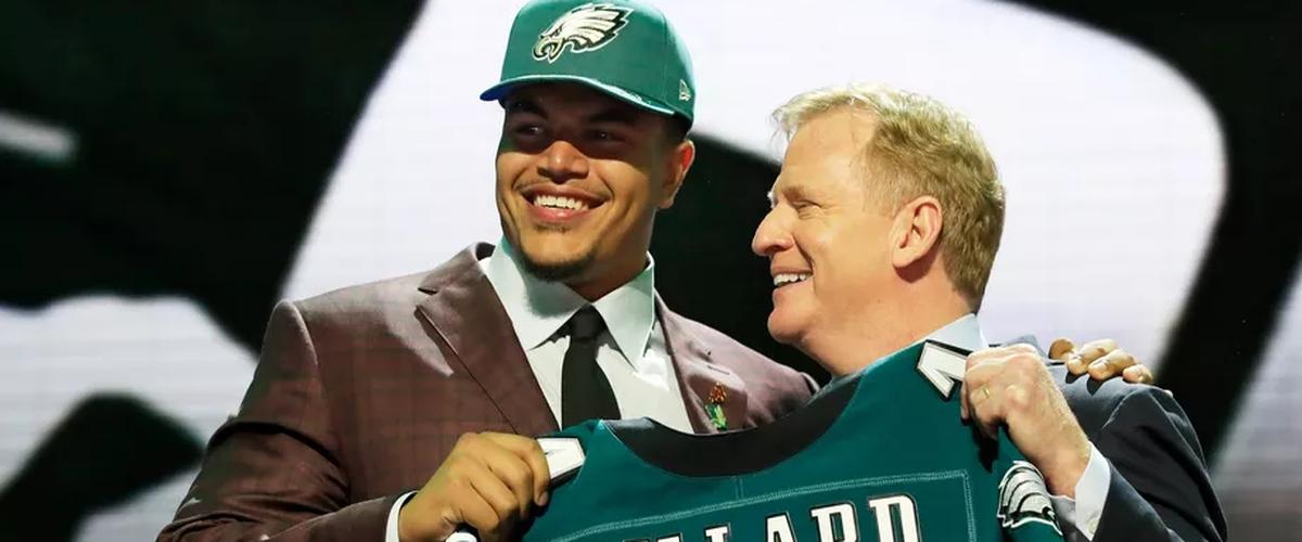 Recap of 2019 Eagles draft class