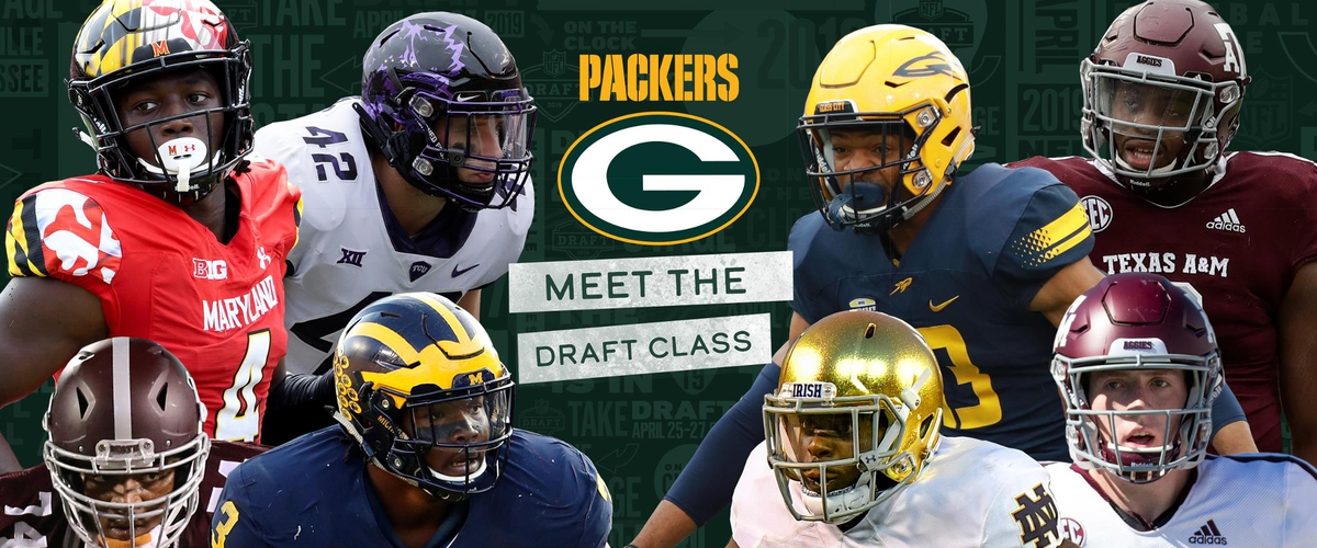 Revising the Packers' 2019 Draft