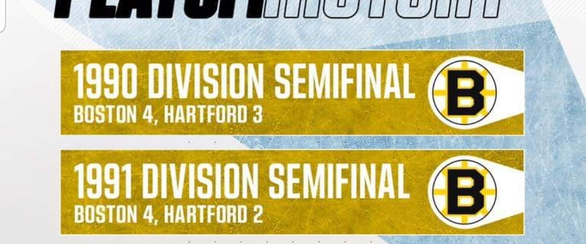 In the 2019 NHL Eastern Conference Final who do Whaler fans consider the lesser of two evils