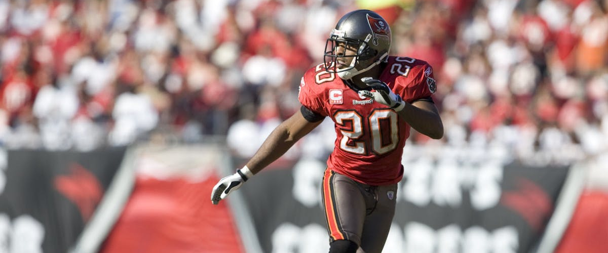 Bucs to induct Ronde Barber into Ring of Honor