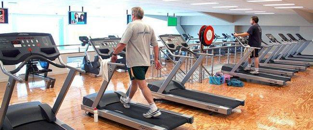 Get Fit at Home With a Treadmill
